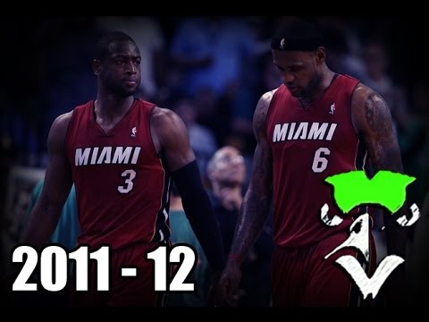 NBA Top 20 LeBron James-Dwyane Wade Duo Plays of the 2011-12 Reg. Season