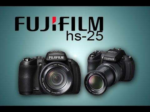 Análisis en español Fujifilm Hs25 Finepix EXR