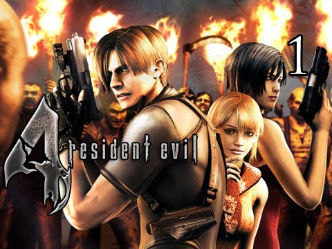 "Resident Evil 4 - HD Remake Walkthrough | Part 1 ""It Begins..."" (Let's Play, Playthrough)"