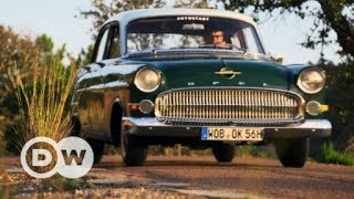Classic 1950s car: Opel Kapitän | DW English - DEUTSCHEWELLEENGLISH
