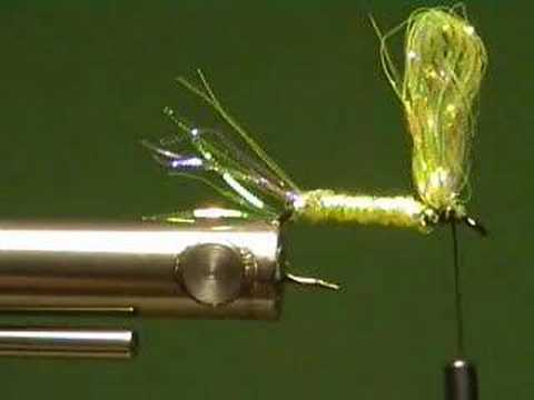 N.E.W. FLIES SULFUR DUN - 101 - by POLARIS FLIES