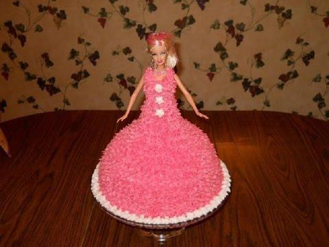 Детский торт кукла своими руками фото 955