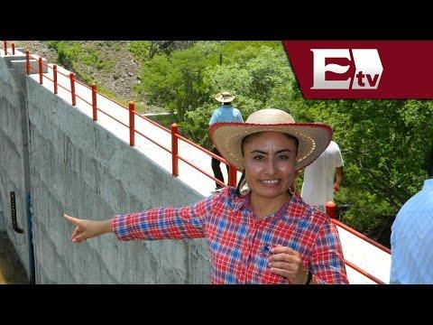 Detienen a edil de Huetamo, Michoacán, acusada de homicidio  / Andrea Newman