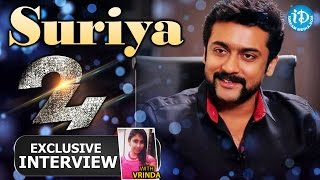 24 Movie || Actor Suriya Full Exclusive Interview || Talking Movies with iDream #157 | #24 Movie - IDREAMMOVIES
