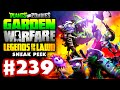 Plants vs. Zombies: Garden Warfare - Gameplay Walkthrough Part 239 - Legends of the Lawn Sneak Peak!