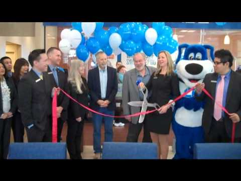 Chase Bank Ribbon Cutting