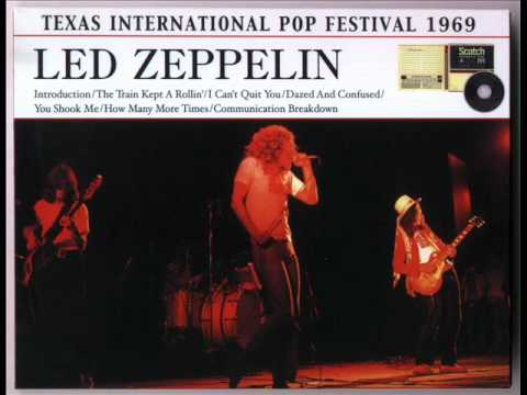 How Many More Times - Led Zeppelin (live Dallas 1969-08-31)