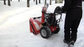 Снегоуборщик Husqvarna