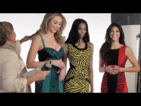 Kardashian Kollection for Sears Shoot- Spring 2012