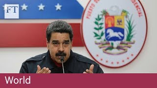 IMF crunches the numbers for possible Venezuela rescue - FINANCIALTIMESVIDEOS