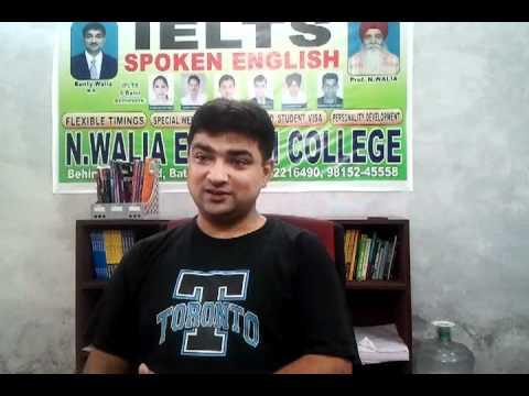 IELTS Interview