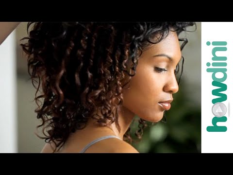 Natural Hair Styles for Black Women: How to Get Natural Curly Hair
