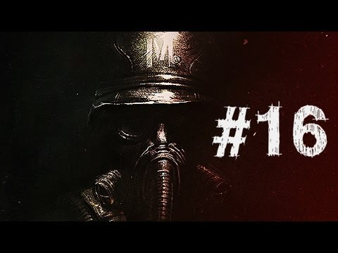 Metro Last Light Gameplay Walkthrough Part 16 - Marshes - Chapter 16
