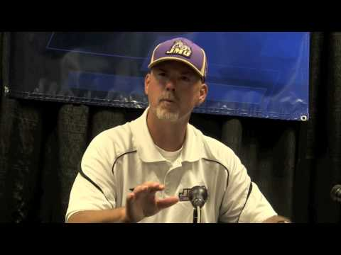 James Madison Postgame Press Conference NCAA Game 5 (5/19/13)