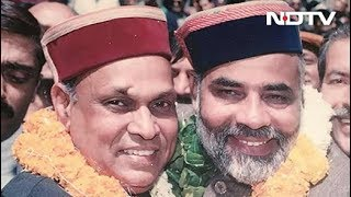 As Himachal Counts, PK Dhumal Shares An Old Photo With PM Modi - NDTV