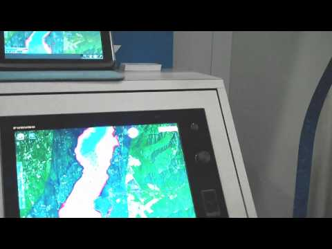 Furuno TZ Touch Demo 2012 Miami Boat Show