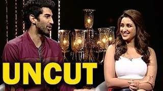 UNCUT - Aditya Roy Kapoor and Parineeti Chopra's EXCLUSIVE INTERVIEW | Daawat-e-Ishq Movie