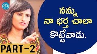 Singer Kousalya Exclusive Interview - Part #2 || Dialogue With Prema - IDREAMMOVIES