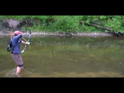 Bowfishing Carp MHF Outdoors