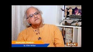Kamlesh Pandey shares his views on Madhuri Dixit replacing Sridevi in a film - INDIATV