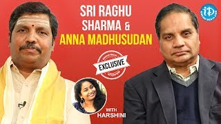 Sri Raghu Sharma Sankaramanchi & Madhusudhan Interview || Talking Movies With iDream #438 - IDREAMMOVIES