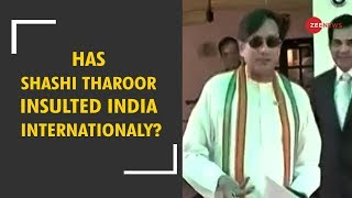 TTK: Has Shashi Tharoor used Kerala floods as an excuse to insult India internationally? - ZEENEWS