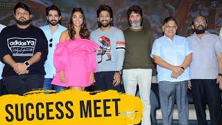 Ala Vaikuntapuralo Success Press Meet | Allu Arjun, Pooja Hegde | Trivikram | TFPC - TFPC