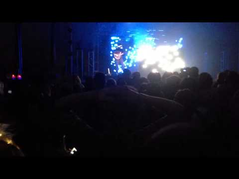 Squarepusher at Camp Bisco 2013