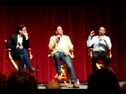 White Collar Matt Bomer, Tim DeKay, Willie Garson