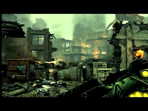 Resistance 3 E3 Sony Press Conference Stage Demo - St Louis Ambush