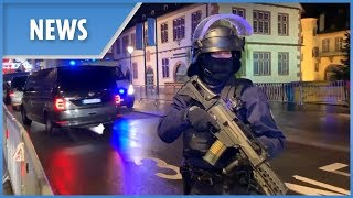 Strasbourg terrorist on the run after shooting two dead - THESUNNEWSPAPER