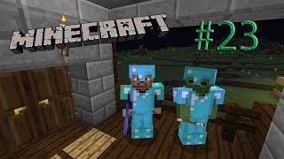 Minecraft Хардкор #23