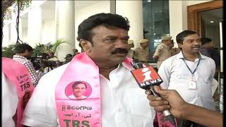 Talasani Srinivas Yadav Face To Face On TRS Winning in Telangnana Elections | iNews - INEWS