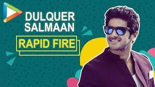 SRK or Aamir! Dulquer Salmaan's SUPERB rapid fire | Karwaan - HUNGAMA