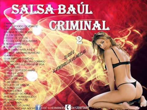 SALSA BAÚL CRIMINAL 2