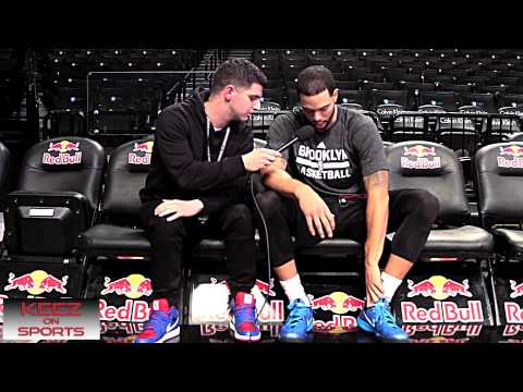 Deron Williams talks Kicks with Keez On Sports