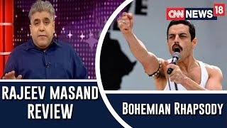 Rajeev Masand review of Bohemian Rhapsody - IBNLIVE
