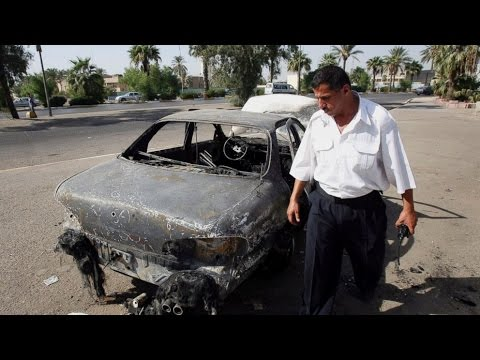 Blackwater Guards Guilty In 2007 Iraq Massacre