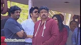 Nagarjuna RGV Movie Launch - IDLEBRAINLIVE