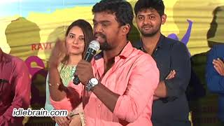 Sameeram theatrical trailer launch - idlebrain.com - IDLEBRAINLIVE