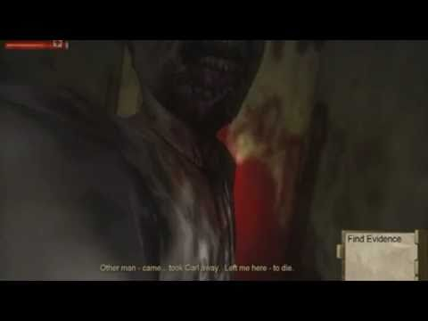 Condemned Scary moments HD too scary 