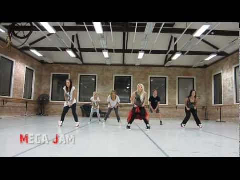 'Mercy' Kanye West choreography by Jasmine Meakin (Mega Jam)