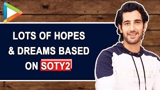 Aditya Seal On his EPIC Fight Scenes with Tiger Shroff in Student Of The Year 2| SOTY 2 - HUNGAMA