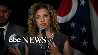 DNC Chair Debbie Wasserman Shultz Resigns on the Eve of the Convention - ABCNEWS