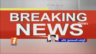 Malakpet CI And SI Brutally Beats Dalit Student Arun Kumar In Moosarambagh | Hyderabad | iNews - INEWS