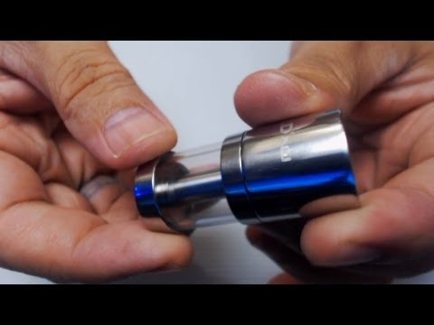 UD AGI 2in1 Rebuildable Tank Review and DIY SPRING FIX
