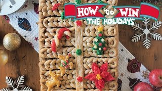 Ugly Christmas Sweater Pie   Food Network - FOODNETWORKTV