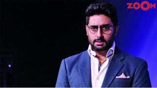 Abhishek Bachchan Gives A Befitting Reply To A Twitter Troll - ZOOMDEKHO