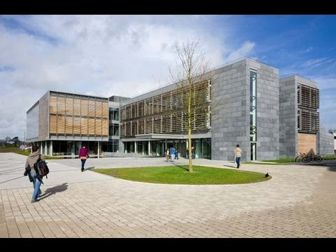 Top Ten Universities in Ireland 2012