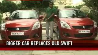 New Maruti Swift video on NDTV